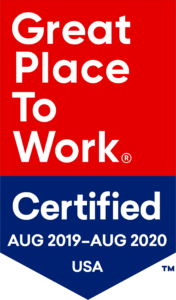Great20Place20to20Work20Certified20Badge20 20Full20Color 176x300 - Brown & Brown is now officially certified as a Great Place to Work®