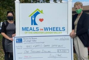 MOW cropped 300x202 - B&B of Lehigh Valley & Meals on Wheels of the Greater Lehigh Valley